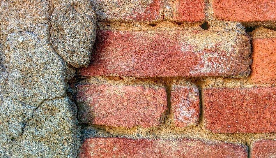 mur mortier