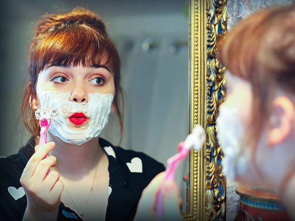 rasoir femme