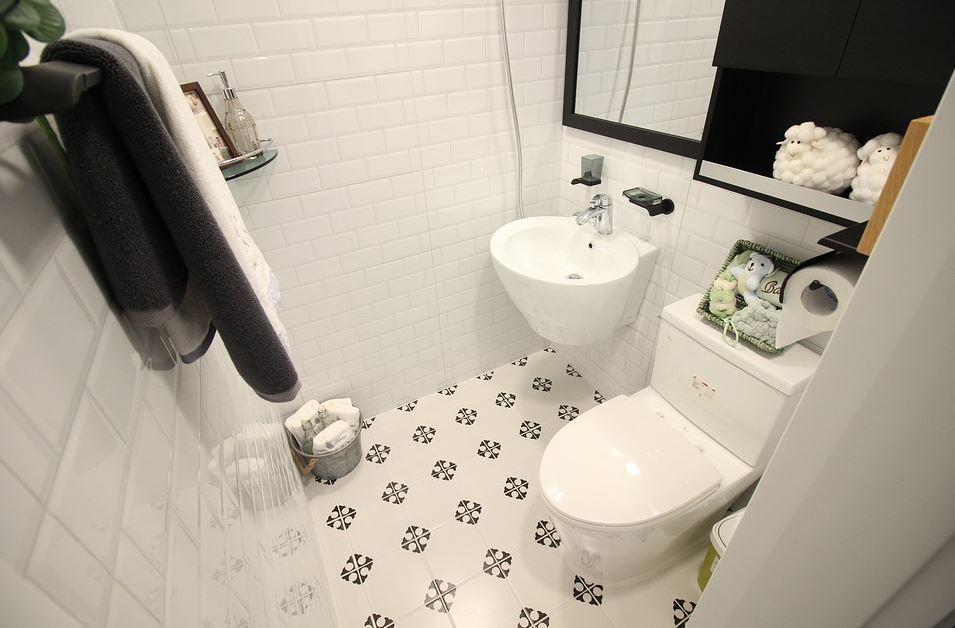 joint de salle de bain